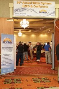 30th Annual EXPO Exhibit Hall Image